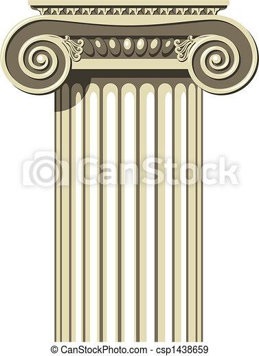 Columna iónica - csp1438659