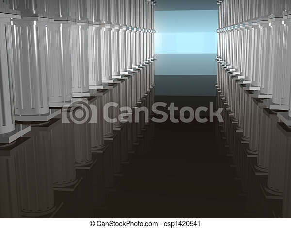 Columnas - csp1420541