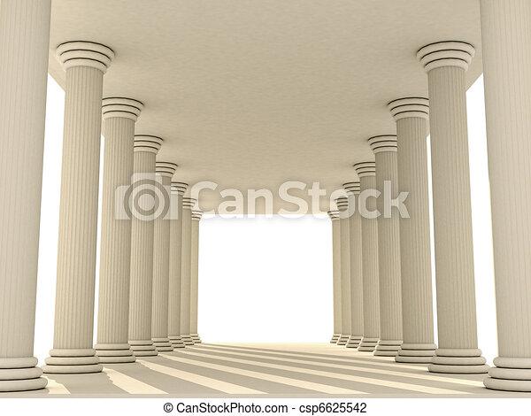 Columnas - csp6625542