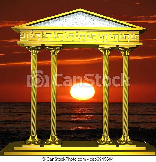 Columnas - csp6945694