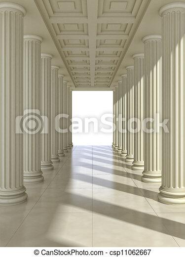 Columnas - csp11062667