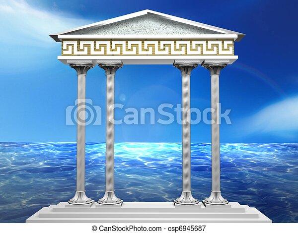 Columnas - csp6945687