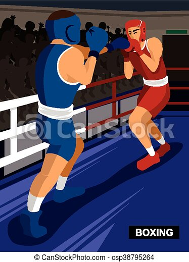 Combat Sport Boxing Boxing Summer Game Combat Sport Event In