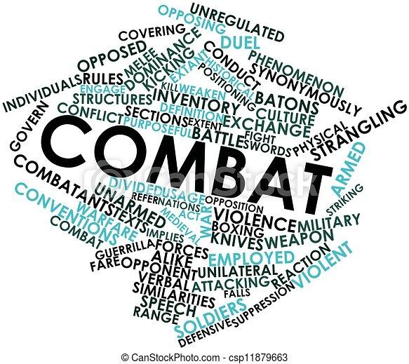 Combat - csp11879663