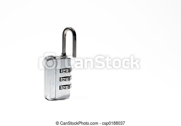 Combination Lock - csp0188037