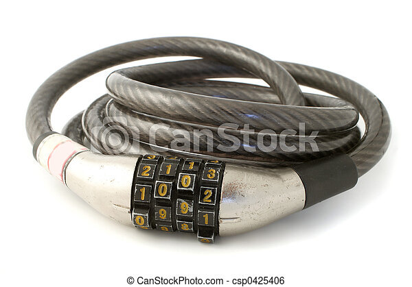 combination lock - csp0425406
