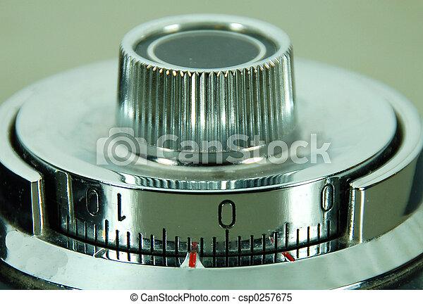Combination Lock - csp0257675