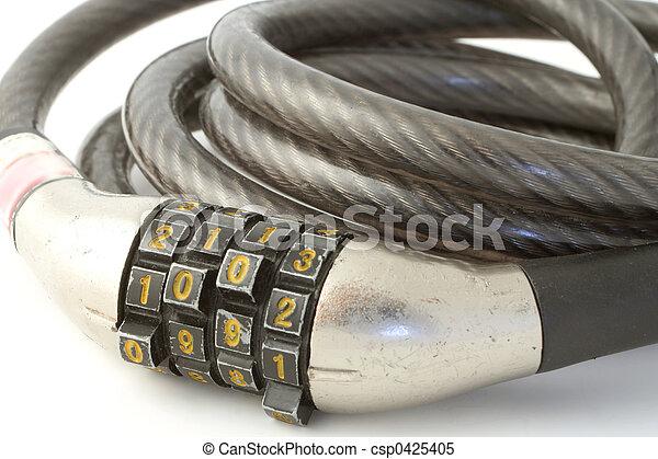 combination lock - csp0425405