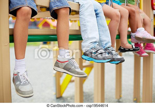 combok, gyerekek - csp19544614