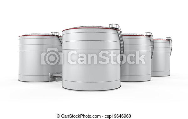 combustible, almacenamiento - csp19646960