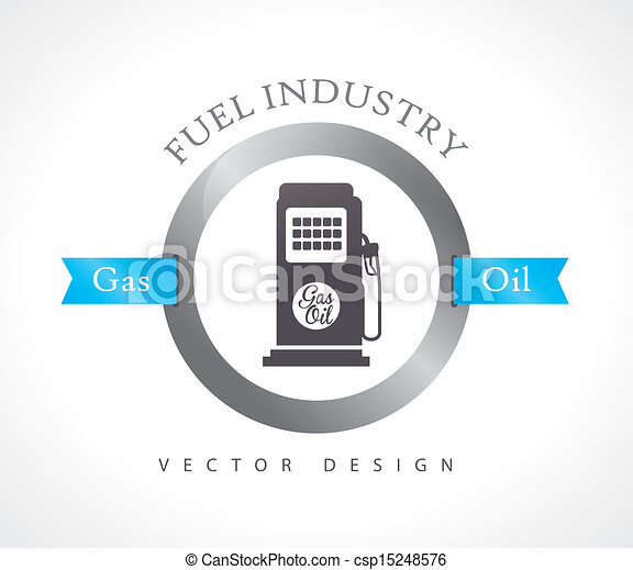 Industria de combustible - csp15248576