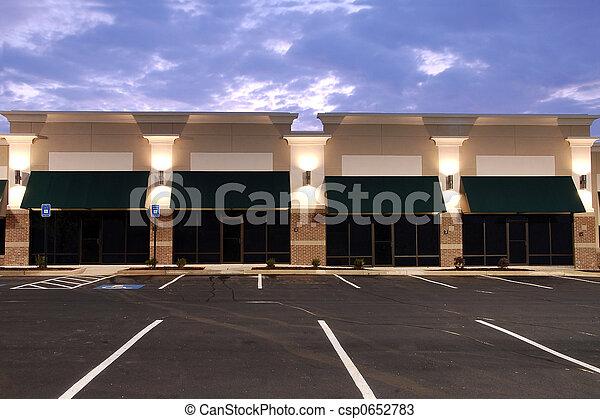 comercial, espacio - csp0652783