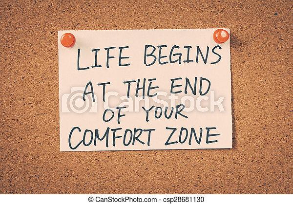 comfort zone - csp28681130