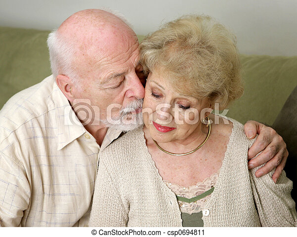 Comforting Her - csp0694811