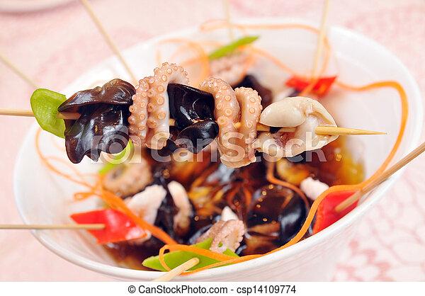 comida chinês - csp14109774