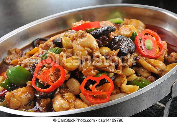 comida chinês - csp14109796