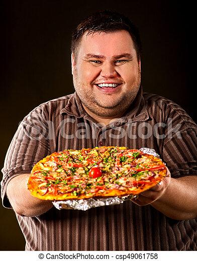 Persona gorda más rápida