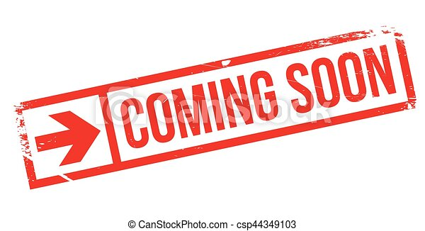 coming soon stamp grunge design with dust scratches vector rh canstockphoto com coming soon clipart animated coming soon clip art free