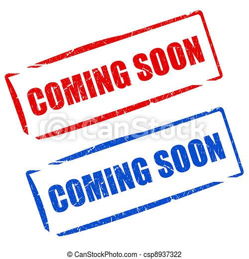coming soon stamps set clip art search illustration drawings and rh canstockphoto com jesus is coming soon clipart free coming soon sign clip art