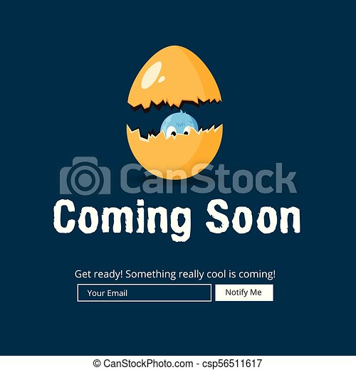 coming soon website template coming soon landing page design