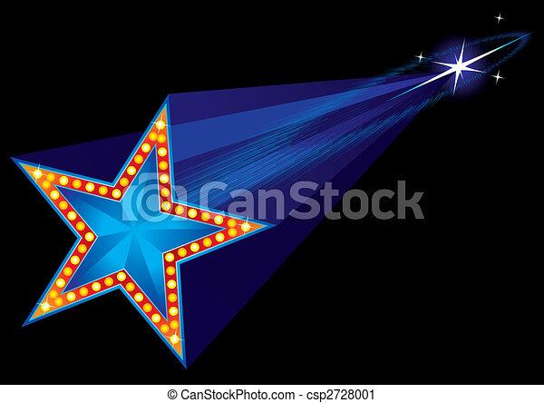Coming star - csp2728001