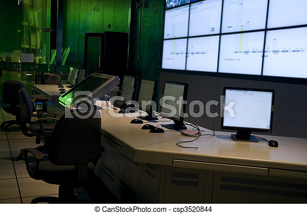 Command center - csp3520844