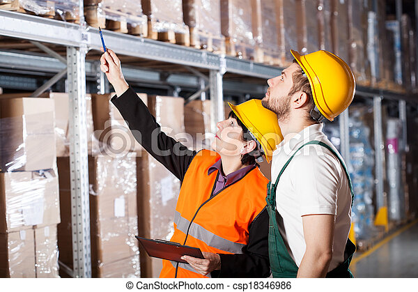 commander, ouvrier, ingénieur - csp18346986