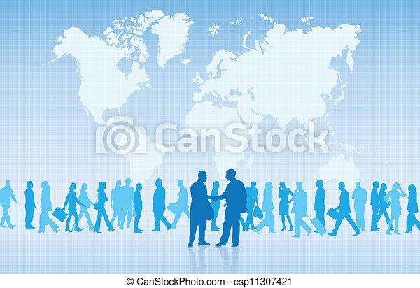 commerce international - csp11307421