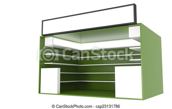 Commercial Shop  - csp23131786