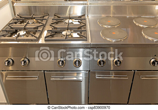 Commercial Stove - csp83900970