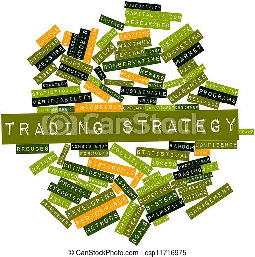commercio, strategia - csp11716975