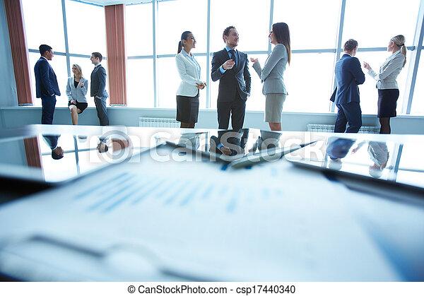 communicatie, zakelijk - csp17440340