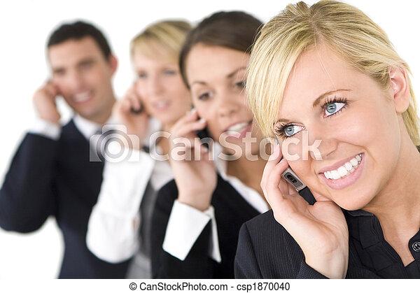 communicatie, zakelijk - csp1870040