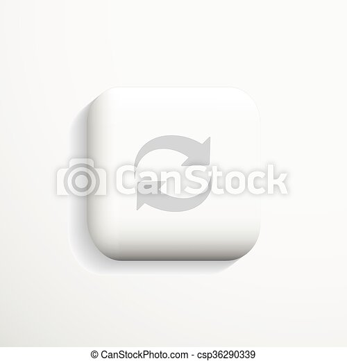 Communication 3d icon. Vector. - csp36290339