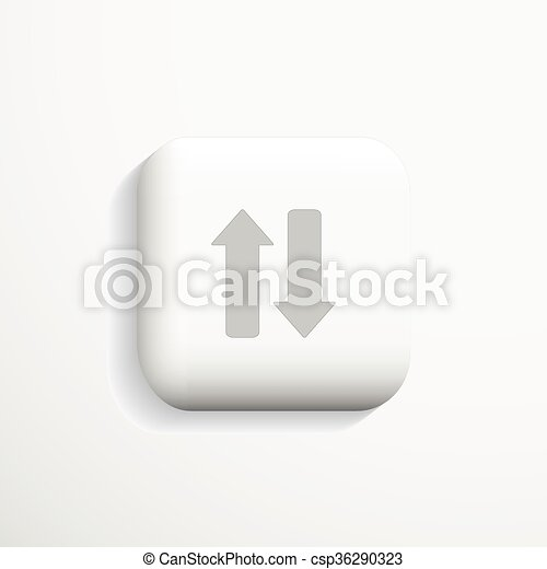 Communication 3d icon. Vector. - csp36290323