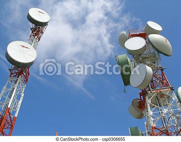 Communication Antenn - csp0306655
