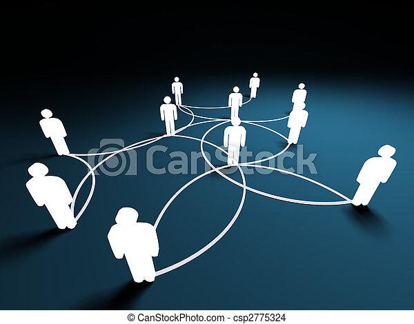 communication concept - csp2775324