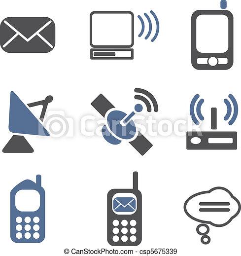 communication, signes - csp5675339