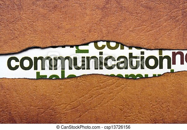 Communication - csp13726156
