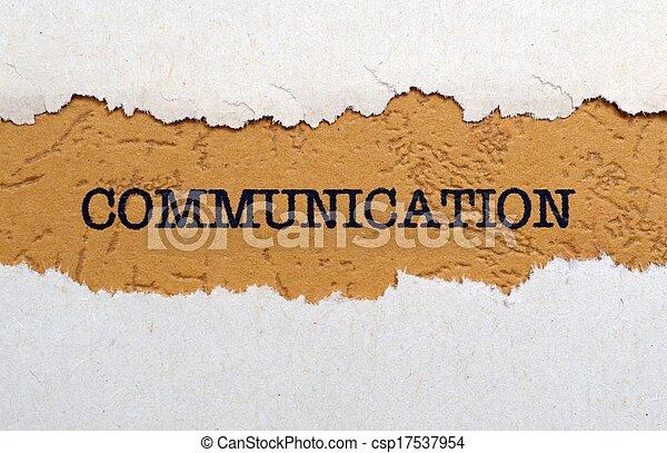 Communication - csp17537954