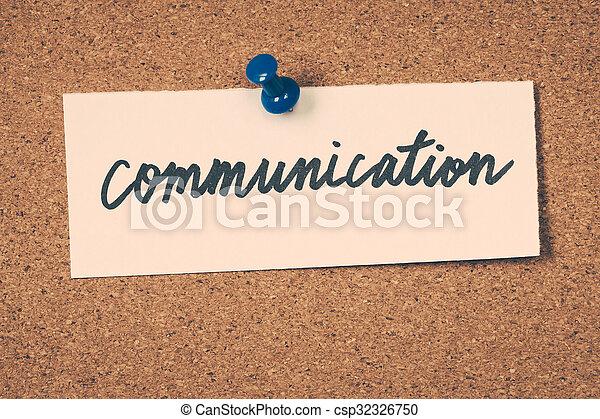communication - csp32326750