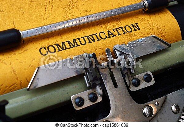 Communication - csp15861039