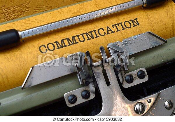 Communication - csp15903832