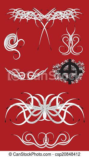 communie, ontwerp - csp20848412