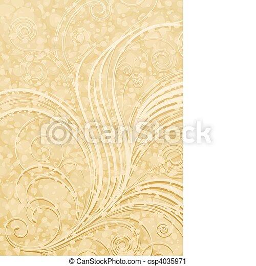 communie, textuur - csp4035971