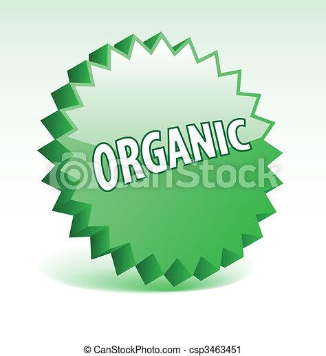 communie, woord, marketing, advertisement., vector, organisch, 3d, ster, bevordering - csp3463451
