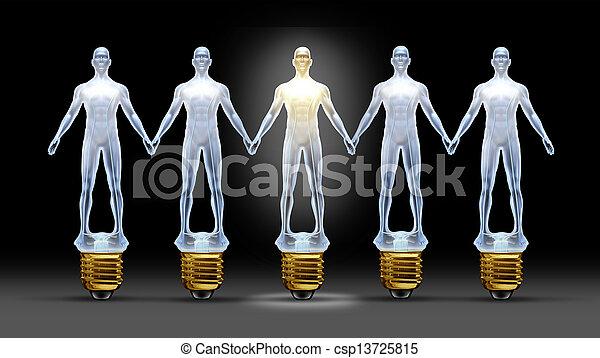 Community Ideas - csp13725815