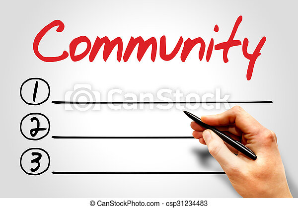 Community - csp31234483