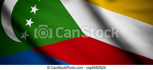 Comores - csp6582624