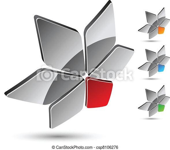Simbolo de la compañía. - csp8106276